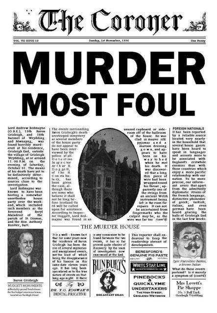 newspaper page 1