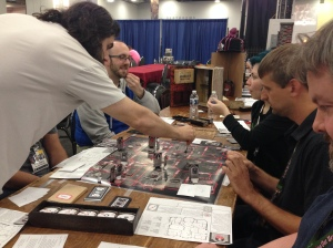 Estate of Confusion at Origins 2015